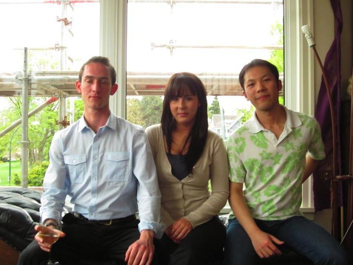 PlaceSpeak Summer 2011 Interns—Josh Braidek, Samantha Burtnick and William Wu