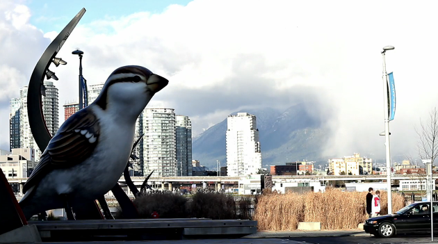 Vancouver's Olympic Village