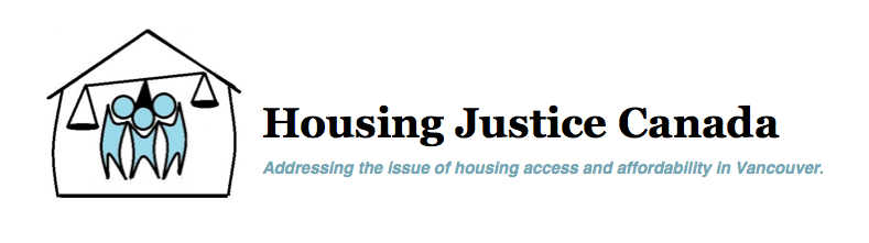 Housing Justice Banner