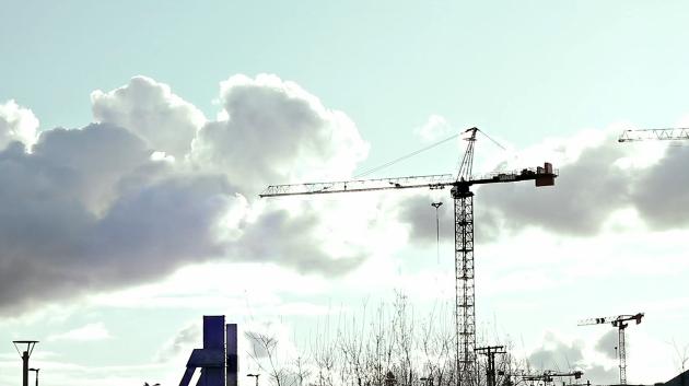 Housing - Contruction cranes