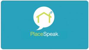 PlaceSpeak, a location-based consultation utility