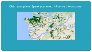 Join the conversation on PlaceSpeak and help make a difference.