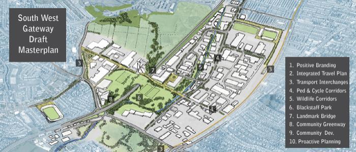 South West Gateway (Draft) Masterplan