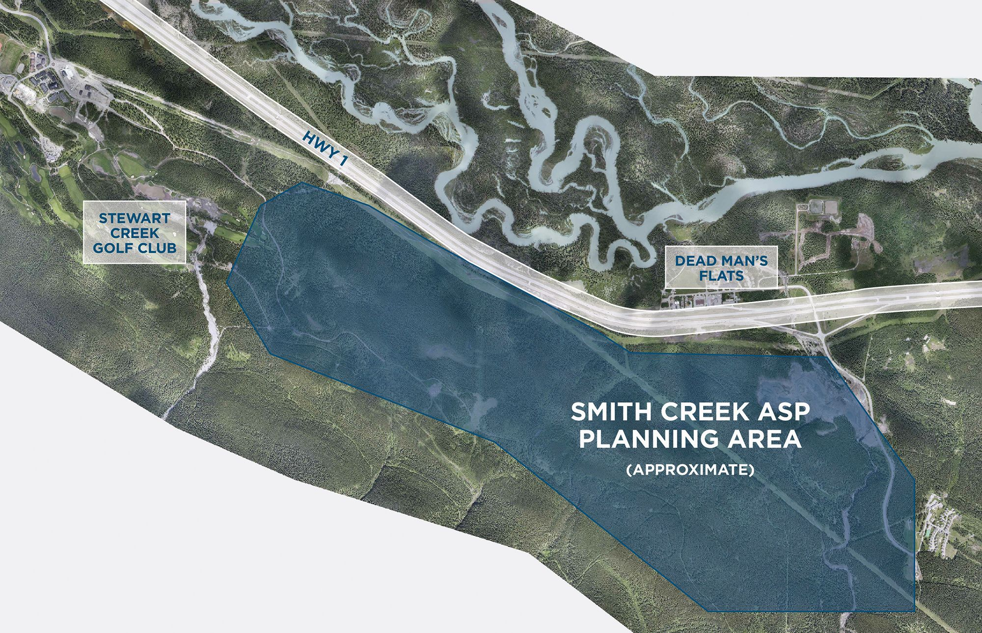 Smith Creek ASP Planning Area - Public consultation between Canmore, Three Sisters - Now on PlaceSpeak