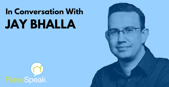 In Conversation With Jay Bhalla